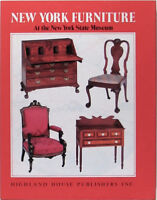 Antique New York Furniture - New York State Museum - Collection Catalog
