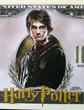 Harry Potter FREE SHIPPING! Million-dollar novelty bill