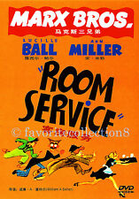 Room Service (1938) - The Marx Brothers - DVD NEW