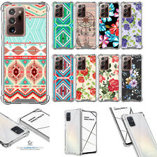 Case for [Note 20 Ultra/ Note20 Ultra], Clear Flexible Slim Grip Cover -2