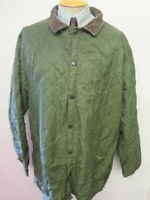 """Barbour Liddesdale Quilted Jacket - XL 46-48"""" Euro 56-58 in Green"""