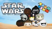 Disney Tsum Tsum Star Wars Captain Phasma 3.5-Inch Mini Plush The Force Awakens