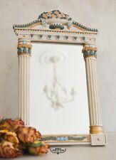Columns Fleur Mirror Table Top or Wall Mirror Shabby Chic Dressing Table Mirror