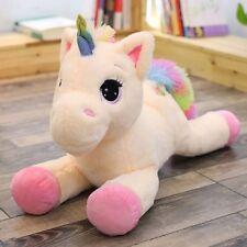 Niños Bebés Peluche Felpa Rellenos Unicornio Muñecas de Niña Señorita