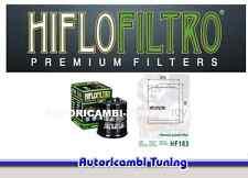 FILTRO DE ACEITE HIFLO HF183 MOTORRAD Derbi Rambla - 250 cc - años: 2008 - 2010