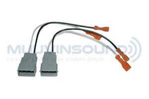 HONDA Car Speaker Harness Adapter for Aftermarket Speaker Install METRA 72-7800
