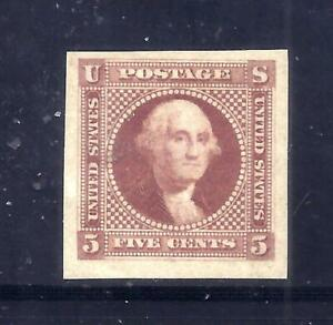 US Stamps - #115-E2c - MNH - 5 cent 1869 Pictorial Issue Essay - CV $80
