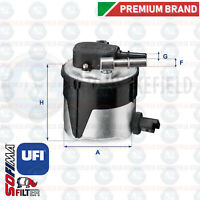 For Ford Fiesta 1.6 TDCi 08-17 Fuel Filter Housing