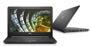 """BRAND NEW DELL VOSTRO 14 3000 3468 14"""" LCD Notebook i3-7020U 8GB 1TB Win10 Pro"""