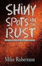 Shiny Spots In The Rust: Glimpses of God in the strangest places-ExLibrary