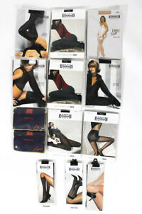 Wolford Fogal Women Sheer Opaque Tights Knee Highs Size Small Medium Large Lot13