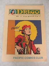 Drago ~ By Burne Hogarth ~ Pacific Comics Club 1985