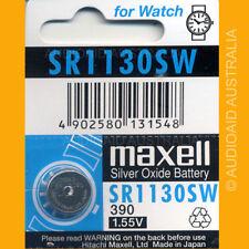 Maxell SR1130 Watch Batteries