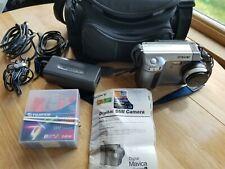 Sony Mvc-Fd90 Digital Mavica Camera 1.6Mp Vintage Floppy Disk Camera Tested Work