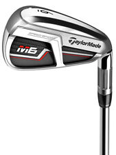 TaylorMade M6 Irons - Steel Shaft 4-PW