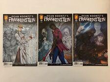 Dean Koontz's Frankenstein Prodigal Son #3, 4, 5 (Dabel, 2008) VF/NM (3 Comics)
