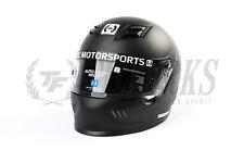 HJC Motorsports AR-10 III 3 Helmet SA2015 - Black / Large
