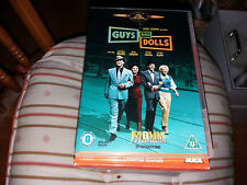 Guys and Dolls   1955 U Starring: Marlon Brando UK dvd