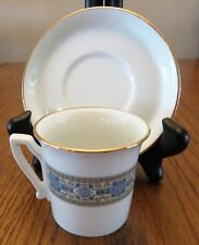 """IPA. Italian Espresso Cups from 1960's-2.25"""" Tall x 2.5"""" Mouth-5 Sets Available"""