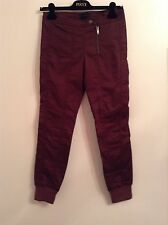 100 Auth Diesel Purple Super SKINNY Trousers. 25