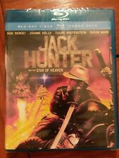 Jack Hunter And The Star Of Heaven - Bluray/DVD - 2019
