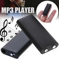 150Hr USB 8GB Digital Audio Voice Hidden Recorder Dictaphone MP3 Player WAV