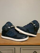 Mens adidas Mid High Tops 2.0 AR / ADI Rise Trainers Size UK 10 US 10.5 blue