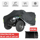 Waterproof ATV Cover Portector Dust Resistant Snow Protection Storage 190T U7I5