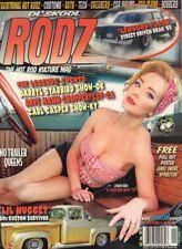 Ol' Skool Rodz Magazine Darryl Starbird Show January 2014 011818nonr