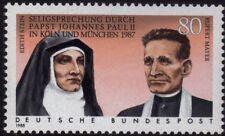W Germany 1988 Edith Stein & Rupert Mayer SG 2227 MNH