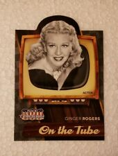 2015 Americana On the Tube Vintage #3 Ginger Rogers