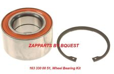 163 330 00 51, Wheel Bearing Kit MERCEDES ML 320,ML350,ML430,ML500,ML55 AMG OEM