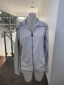 Jaco White And Grey Mens Jacket Size XL