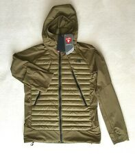 THE NORTH FACE MENS UNLIMITED DOWN HYBRID SKI JACKET STEEP SERIES M S OLIVE $249