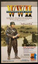 DRAGON GERMAN ARMY FELDGENDARMERIE MOTORCYCLIST JOHANNES MILITARY POLICE MIB