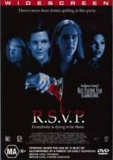 R.S.V.P. DVD - Region 4_ JASON MEWES CULT CLASSIC_ Rare Print