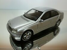 SCHUCO MERCEDES-BENZ C-CLASS - GREY METALLIC 1:43 - EXCELLENT CONDITION - 12