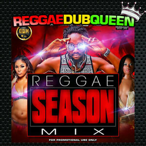 DJ Dotcom - Reggae Season Mix. Reggae Mix CD.