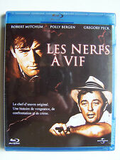 """BLU-RAY """"LES NERFS A VIF"""" - Gregory Peck - Mitchum  NEUF SOUS BLISTER"""