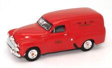 NEW 1953 Red Holden FJ PMG Panel Van 1:87 Diecast Model Car - Cooee