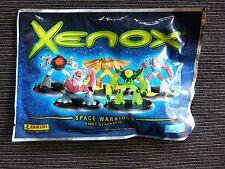 Panini - Xenox - Space warriors - first génération - Guerriers de l'espace.