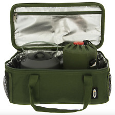 Carp Coarse Fishing Insulated Brew Kit Bag Brewbag for Kettle Gas etc NGT 474