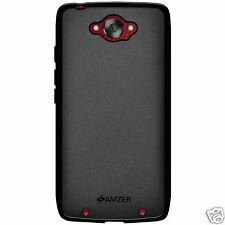 Amzer Pudding TPU Case Skin Cover for Motorola DROID Turbo (Black) - NEW!!!