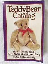 ❤The Teddy Bear Catalog Prices Care Repair Lore 100s of Photos PB Book Bialosky❤
