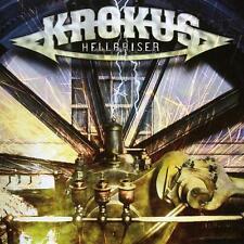 Krokus - Hellraiser (CD Standard Jewel Case Edition)