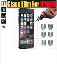 Tempered Glass For iPhone X 8 7 6S 6 Plus 5 5S 4S SE 7 8 10 X Screen Protect