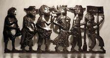 Sculpture Haïti Boss métal - Rara 2 - Pièce unique signée Michel BRUTAL