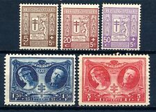 België/Belgique 240-244 * COB = 8 Euro st28