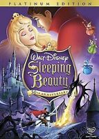 Sleeping Beauty (DVD, 2008, 2-Disc Set, Platinum Edition) Slipcover Included