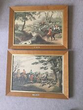 Samuel Howitt -The William Penn Collection Set Of Two Giclee